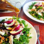 Easy Winter Salad - so flavourful and filling!