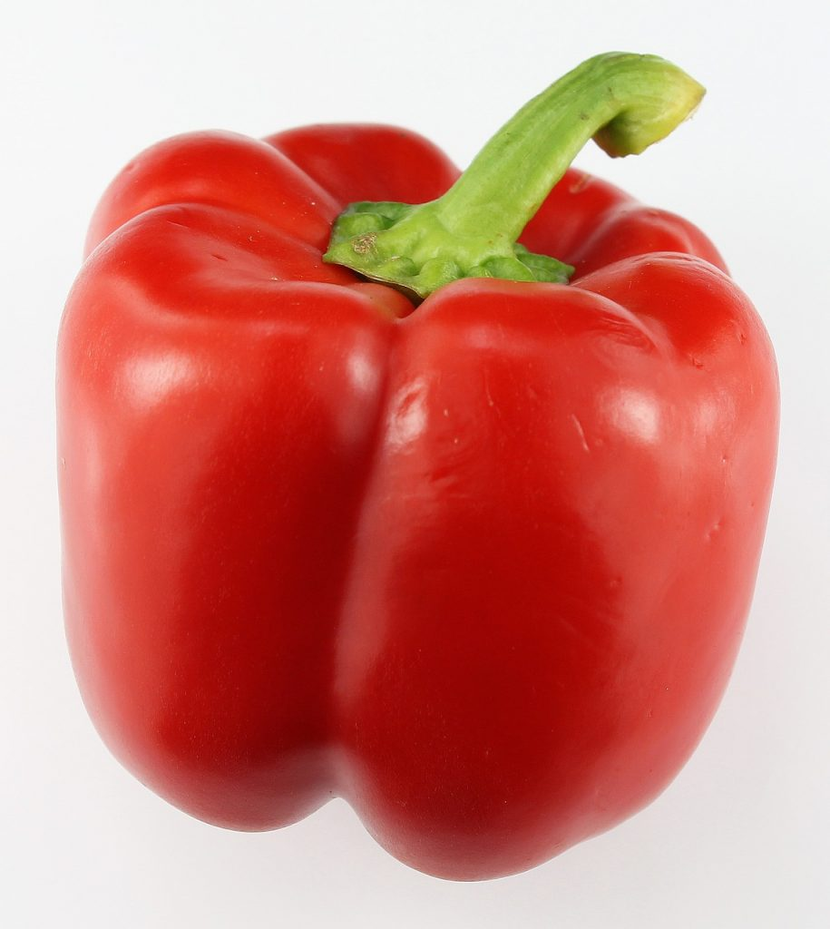 One Red Pepper.