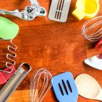 Kitchen Utensils - Landscape