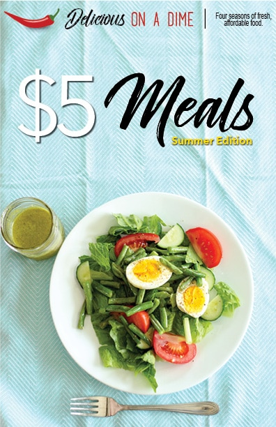 Five $5 Meals for Summer