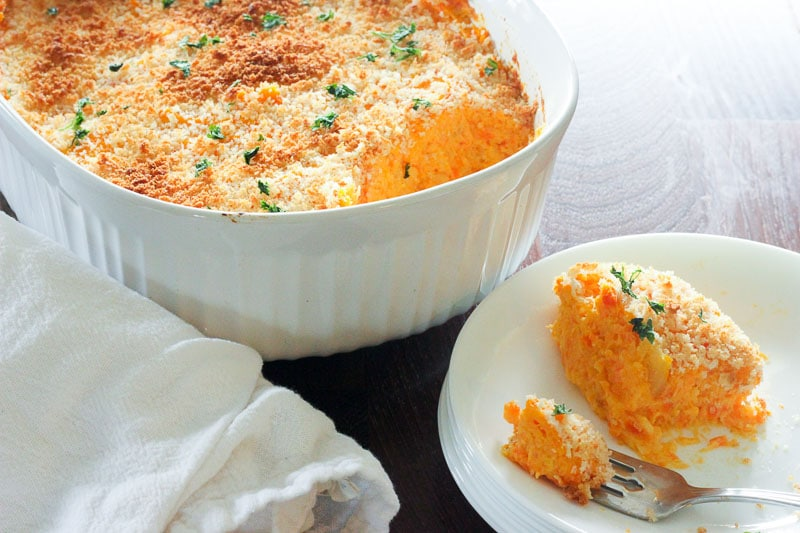 Root Vegetable Casserole – Freezer-Friendly Comfort Food