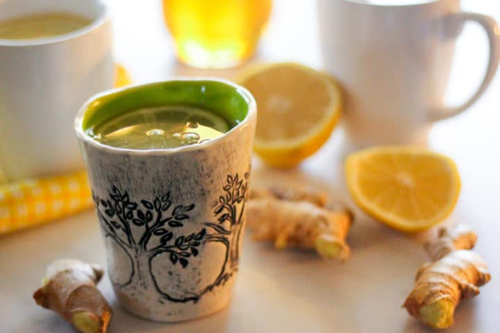 For sore throat, sneezing, or stuffy nose, the Best Natural Cold Remedy - a DIY is amazing