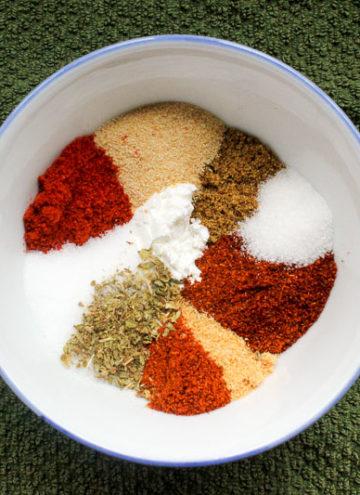 Easy Homemade Taco Seasoning Mix