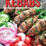 Ground Beef Kebabs Recipe